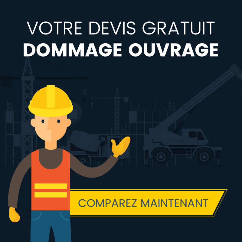 Comparer assurance dommage ouvrage